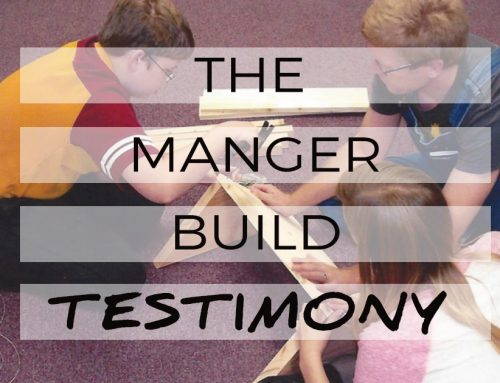 The Manger Build Testimony: Charlie McKinney