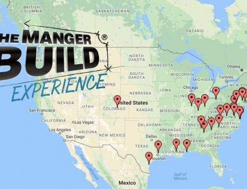 The Manger Build® Across the Country